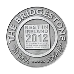 THE BRIDGESTONE BEST IN IRELAND AWARD
